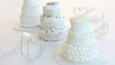 Photo of Manual for the Perfect Wedding Cake
