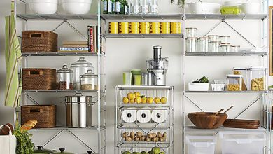 Photo of Kitchen Food Storage – Choosing the Option That's Right for You