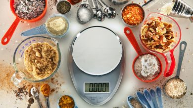 Photo of A Variety of Kitchen Food Scales Are Available
